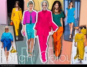 SPRING/SUMMER 2013 COLOUR TREND