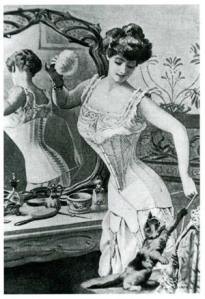 Corset 1900's