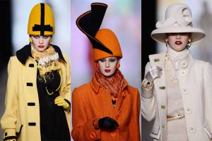 Russia, Fashion Shows Fall 2013