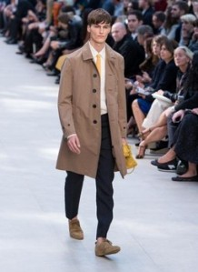 Burberry Prorsum - Runway: London Fashion Week SS14