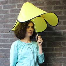 Pop Umbrella from Spring Steel