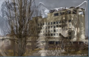 Radioactive Wolves of Chernobyl